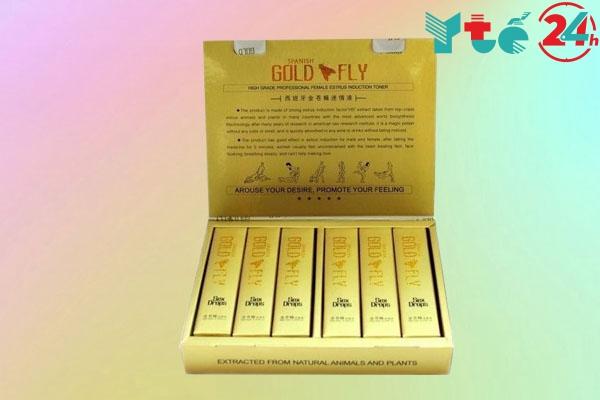 Hình ảnh bên trong của sản phẩm Gold Fly