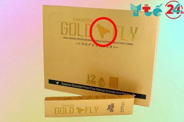 Hình ảnh: Con ruồi trên Gold Fly