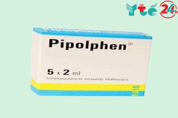 Pipolphen có tác dụng gì?