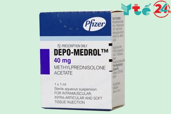 Giá thuốc Depo Medrol