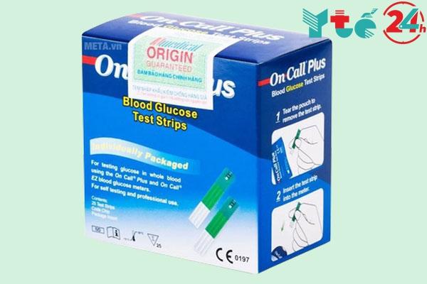 Đối tượng sử dụng máy đo đường huyết On Call Plus