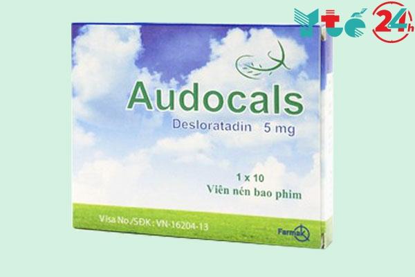 Audocals là thuốc gì?