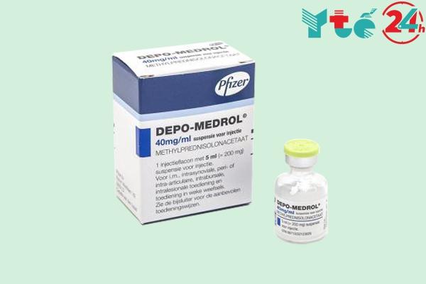 Depo Medrol là thuốc gì?
