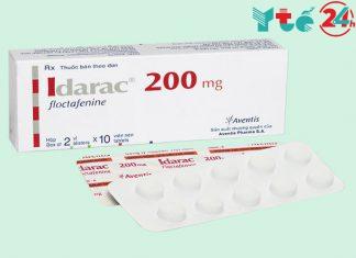 Idarac là thuốc gì?