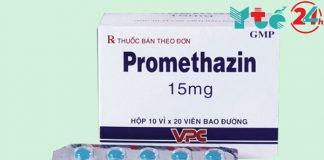 Thuốc dị ứng Promethazine