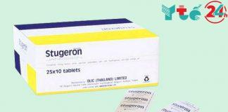 Stugeron là thuốc gì?