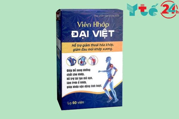 Công dụng của Viên khớp Đại Việt