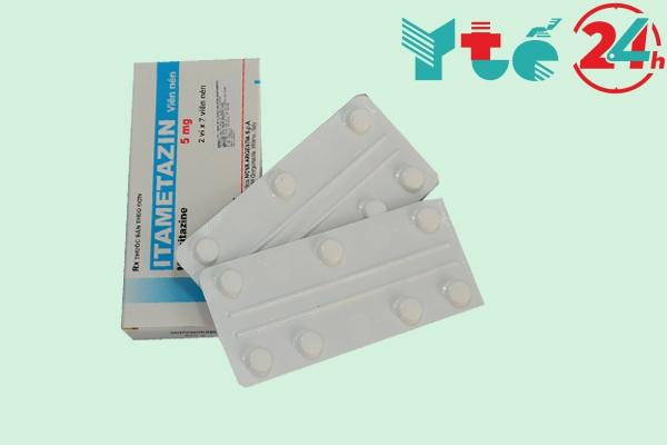 Itametazin là thuốc gì?