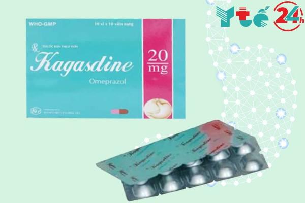 Kagasdine là thuốc gì?