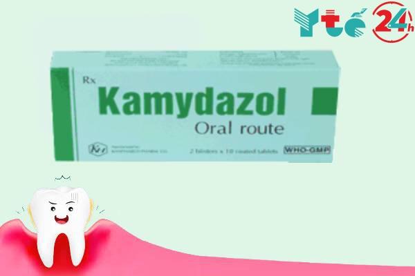 Thành phần thuốc Kamydazol