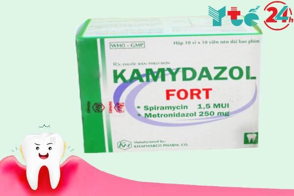 Thuốc Kamydazol giá bao nhiêu?