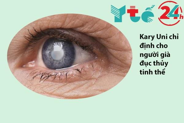 Công dụng và chỉ định của Kary Uni