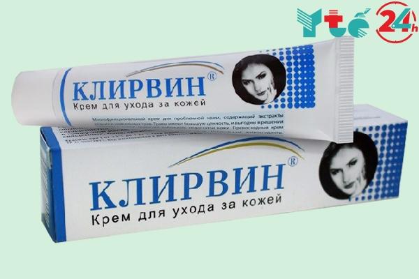 Kem trị sẹo bỏng và rạn da Klirvin cho bà bầu