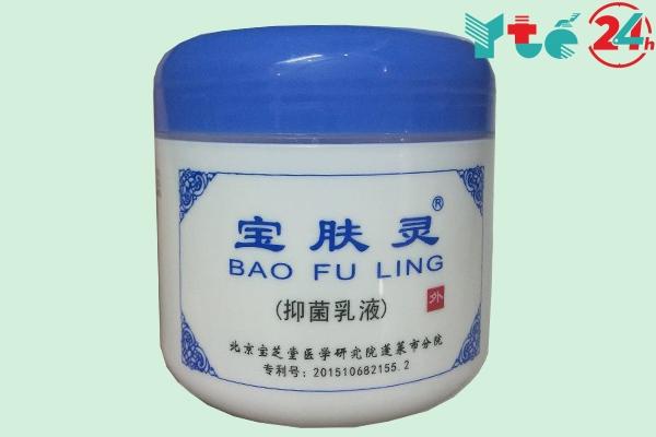 Thuốc trị bỏng BAO FU LING 150mg của Trung Quốc