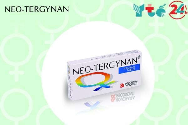 Không sử dụng thuốc cho người mẫn cảm với thành phần của thuốc Neo-Tergynan