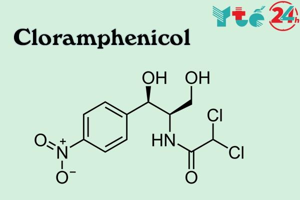 Thành phần chính của Korcin là Cloramphenocol
