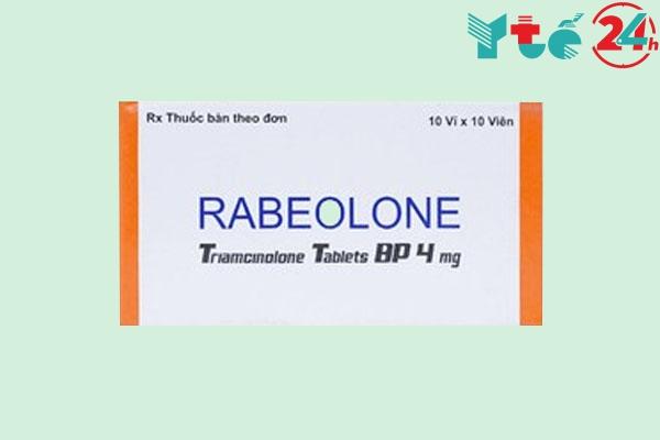 Hình ảnh thuốc Rabeolone