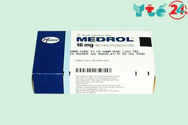 Hướng dẫn cách dùng là liều dung Medrol