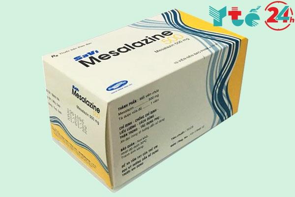 Mesalazine là thuốc gì?