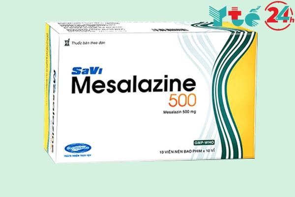Thận trọng khi sử dụng Mesalazine