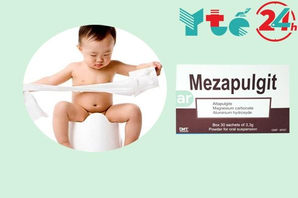 Chống chỉ định thuốc Mezapulgit 3,3g