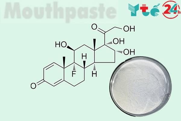 Thành phần của thuốc Mouthpaste