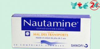 Nautamin là thuốc gì?