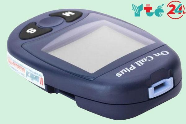 Máy đo đường huyết On Call Plus có tốt không?