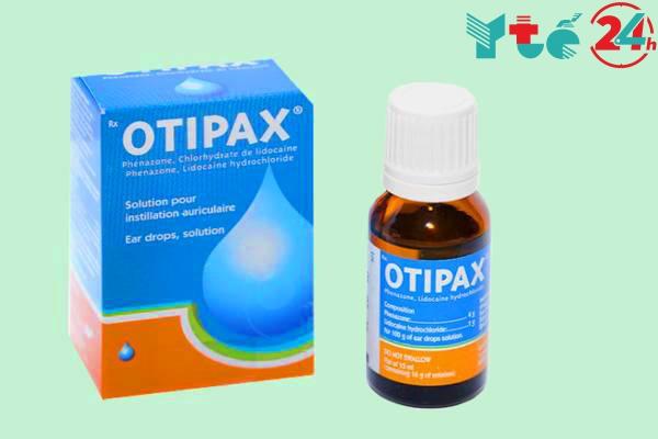 Otipax là thuốc gì?