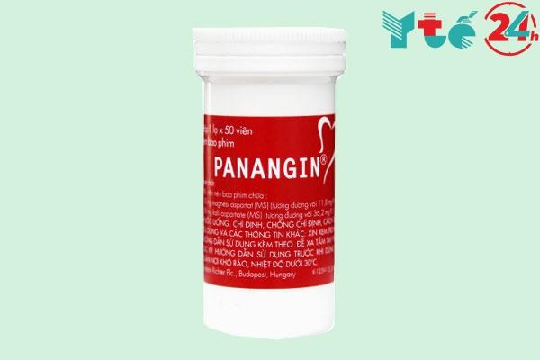 Giá thuốc Panangin