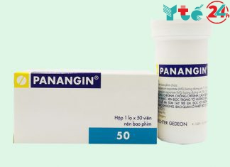 Panangin là thuốc gì?