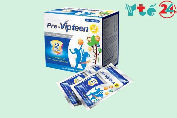Pre - Vipteen 2 cho trẻ em