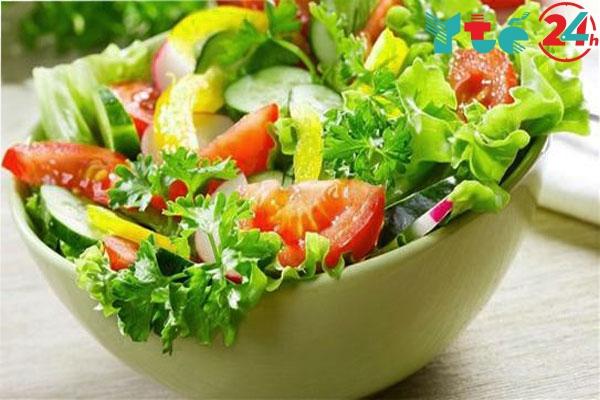 Người có cholesterol cao nên ăn gì?