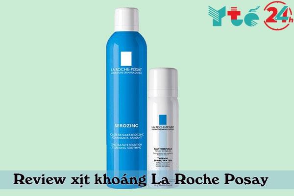 Review xịt khoáng La Roche Posay 50ml từ người dùng