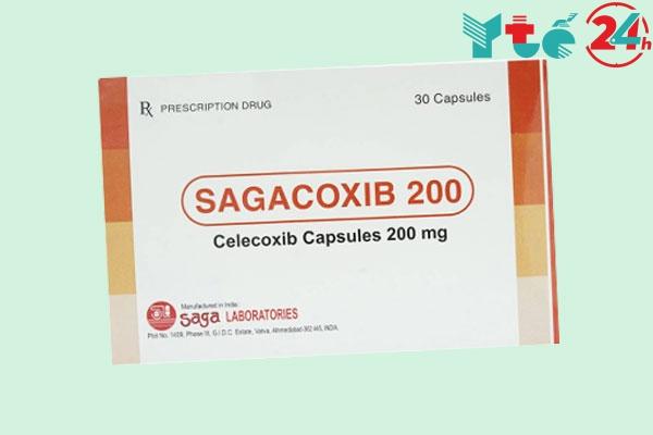 Sagacoxib là thuốc gì?
