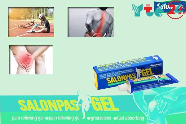 Salonpas gel chỉ định