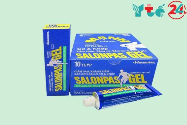 Salonpas gel là gì?