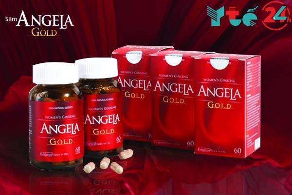 Sâm Angela Gold có nguồn gốc từ Mỹ