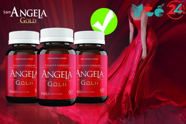 Sâm Angela Gold nhận được nhiều sản phẩm tích cực