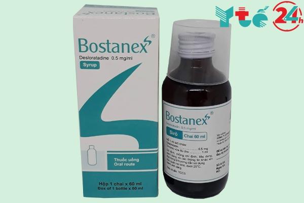 Siro Bostanex 60ml