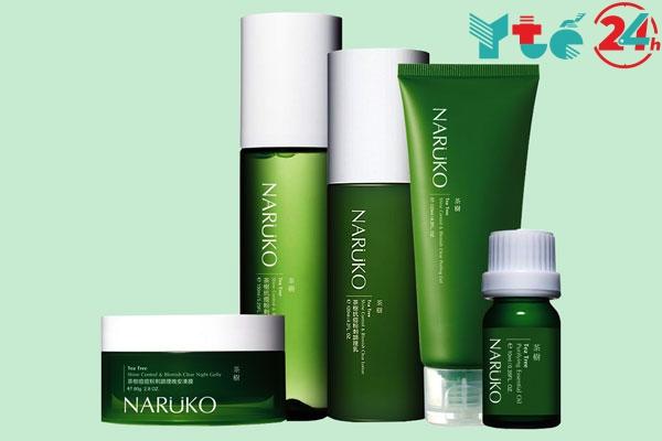 Thông tin về thương hiệu Naruko