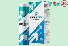 Thuốc cường dương Xtrazex dạng viên sủi