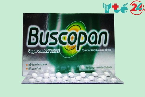 Buscopan là thuốc gì?
