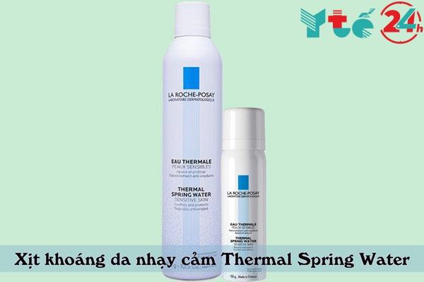 Nước xịt khoáng làm sạch và làm dịu cho da nhạy cảm La Roche-Posay Thermal Spring Water