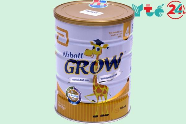 Sữa Abbott Grow Plus 4
