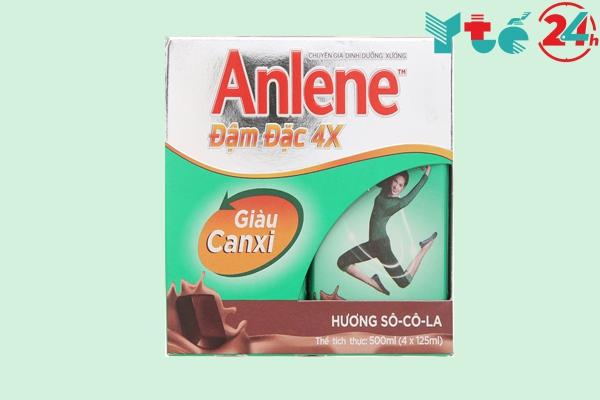 Sữa Anlene socola