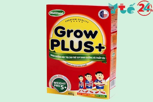 Sữa bột Grow Plus đỏ