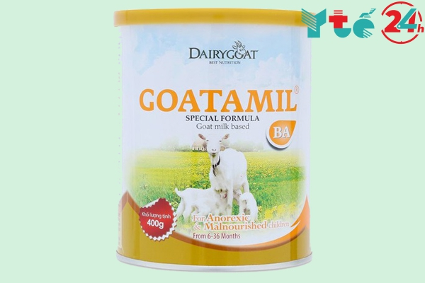 Sữa dê Goatamil