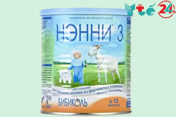 Sữa dê Vitacare Nga