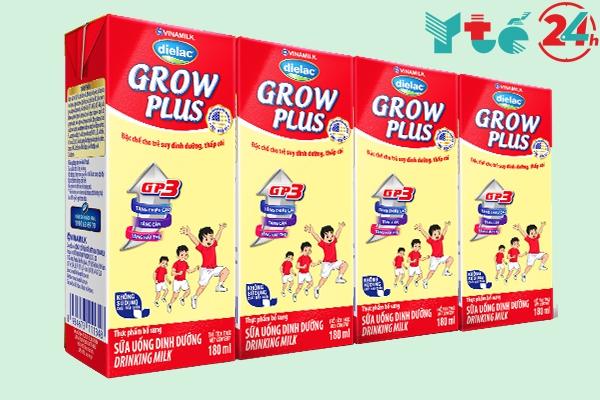 Sữa Dielac Grow Plus đỏ